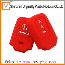 2015 you will choose silicone smart car key cover for Honda Crider