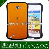 Manufacture case for for samsung galaxy note n7000 i9220 cover