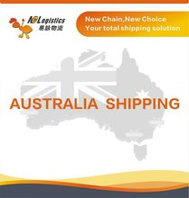 China shipping agent to Darwin Australia