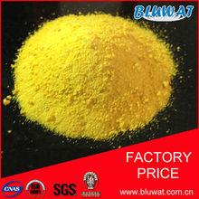 Alta eficiencia inorgánica polímero coagulante policloruro de aluminio