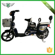2015 new fashion low price eco simple electric bicycle for sale supplier