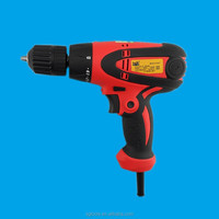 KAQI new product 10mm easy torque drilling reversible speed Torque drill
