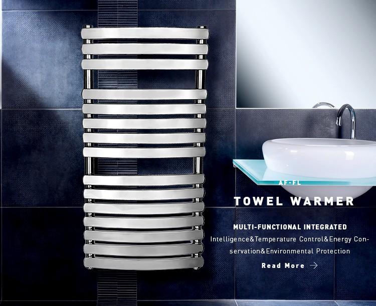 Avonflow chrome lectrique mur mont salle de bains s che for Seche linge salle de bain