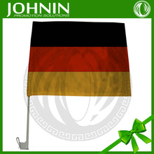 cheapest promotional factory sale durable and recycle kings of Europe car flag