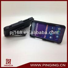 guangzhou cheap matt PC belt clip holster original cell phone accessory for ZTE Vital n9810