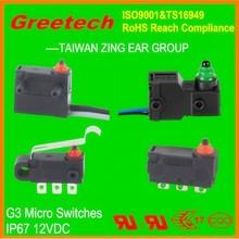 car door latch, micro switch for double door sliding latch, door latch