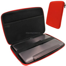 Red EVA Travel Hard Case for Various Tablets,Notebook,Laptop