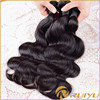 alibaba hot sale best quality double drawn body wave hair extension