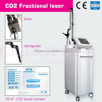 10.4 Inch CO2 Fractional Laser Machine For Scald And Surgical Scar Removing