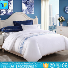 king bed 2015 satin fabric embroidery lace famous designer brand bedding set