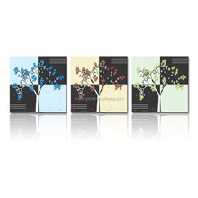 Lucky Tree Canvas Printing Art/Home Goods Wall Art/3 Panel Canvas Wall Art