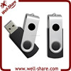 2015 Hot selling Mini keychian USB flash drive disk,Mental keychain USB disk