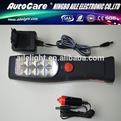 Over 10years experience handheld 36w food/spot led work lamp