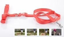 outdoor led dog chain leads, led pet leash, led flash pet collar