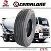 TT & TL Type and ECE ISO9001 DOT Certification truck tire suppliers 13R22.5