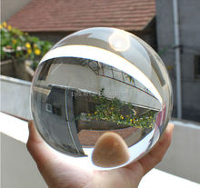 2015 newly wholesale multiple color super clear crystal ball