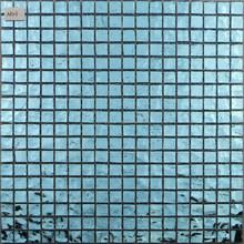 New Design Colorful Golden Mosaic Tile in Blue Color