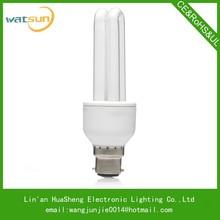 Full 3U Spiral cfl light bulb with RoHS
