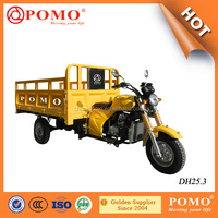 Adult Heavy Load Three Wheel Cargo Motorcycle With LIFAN 150cc Air Cooled Engine