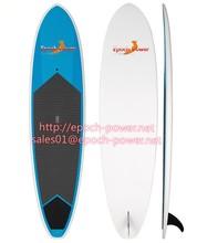 Eps schiuma su misura stand up paddle board, tavola da surf, epossidica colorata sup bordo