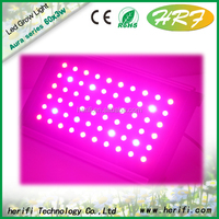 Aura Series 120w Led Grow Lights Full Spectrum Led Grow Light 60pcs/mould Hydroponic Indoor Grow Led Light