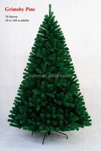 manufacture pvc christmas tree,factory sale outdoor christmas plastic tree,plastic xmas tree on Market