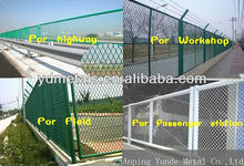 Expanded Metal Lath Fence/expanded metal fence for highway/Highway Road Fence