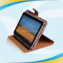 slim case for galaxy tab 10.1 P7500,10.1 inch tablet,universal tablet case.