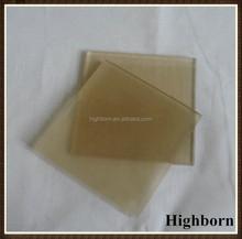 High Quality Transparent Square Ceramic Glass plate