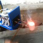 Pequeno capcity forno de fusão de indução
