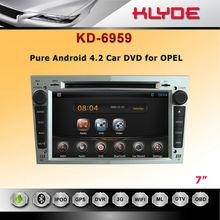 araç multimedya sistemi gps navigasyon ve araç radyo fonksiyonu opel
