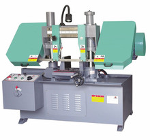 small metal cutting band saw machine