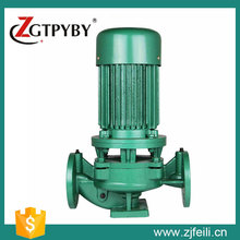 New Products Vertical Sewage Centrifugal Booster Inline Pump