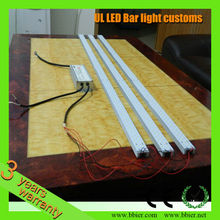 led light bar sound activated 25W