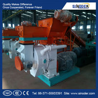 animal feed pellet production line machine for crude fiber compression forming