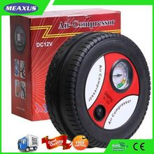 Top level new arrival mini car air compressor tyre inflator