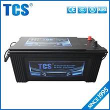 High performance best price JIS mf 12v 150ah car battery