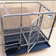 Heavy Duty Steel Bar Dog Cages ( Direct Factory, Low Price, Large Stock, Fast Delivery )