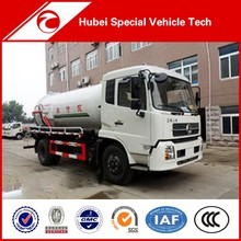 Dongfeng 4x2 Mini Sewage Suction Truck for Sale