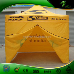 High Quality Yellow Large Luxury Camping Tent, Tent For Sale