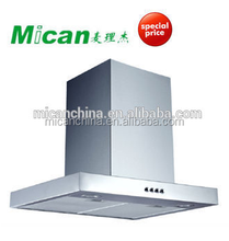 600MM kitchen T- shape range china kitchen range hood led lighting H44-6