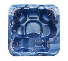 Ocean Blue American Lucite Acrylic Massage Hot Tub Spa