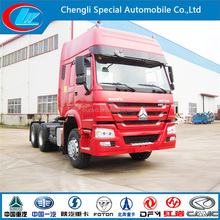 CNHTC Sinotruk HOWO 6x4 prime mover,371hp Heavy duty tractor head,HOWO 10 wheeler tractor truck for sale
