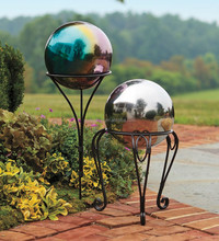 Hot sale polished colored decorative stainless steel ball