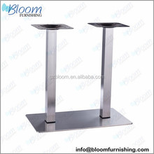 Advanced stainless steel double column drawing table