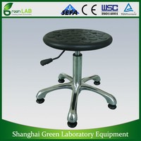 Hot Sell Metal Industrial Adjustable Stools,Swivel Laboratory Chair