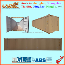 Brand new 20 40 length (feet) special container type open top container