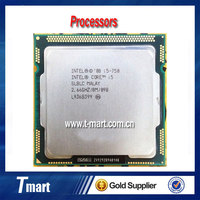 100% working Laptop Processors for intel i5 750 CPU,Fully tested.