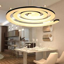 NEW LED Modern pendant dinning light circle design Dia 50cm