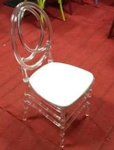 High quality event rental stacking ghost chair